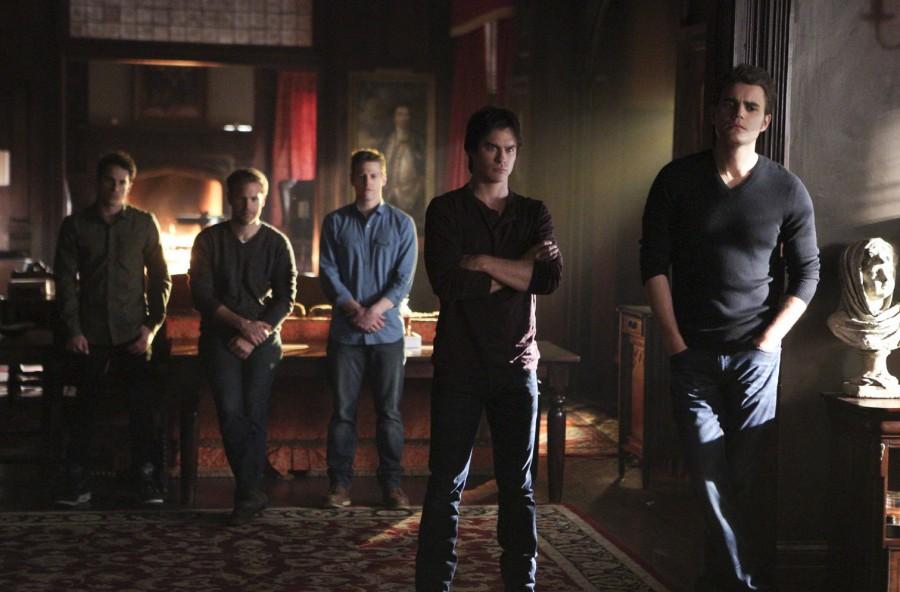 The Vampire Diaries: Elena Gilbert si trasforma nella Bella Addormentata