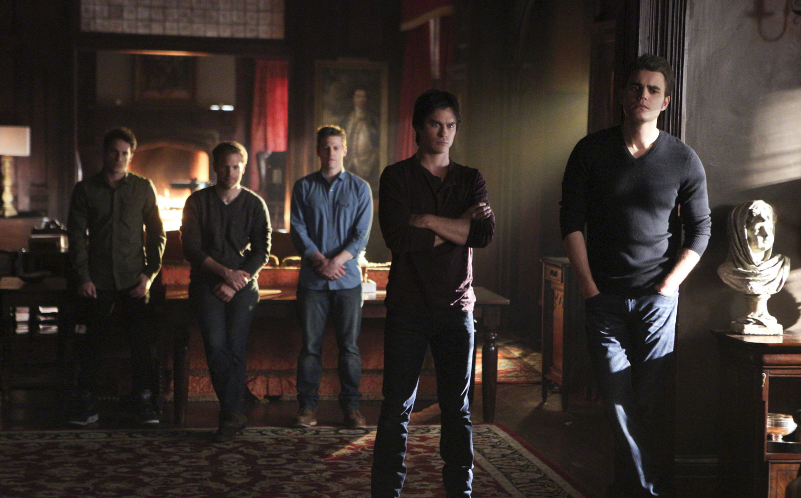 The Vampire Diaries The Originals and Legacies Wiki team makes every effort to maintain professional courtesy and provide sources of information for upcoming episodes