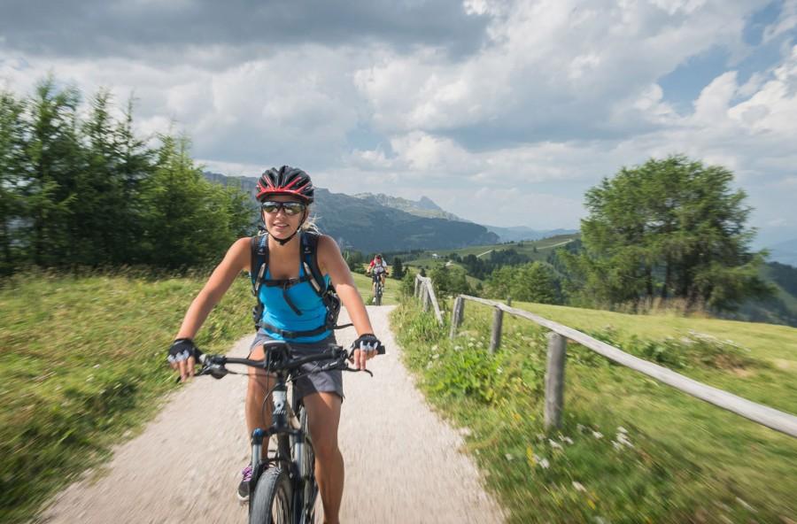 In bici per dimagrire