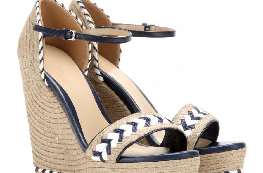 Zeppe di corda: il must dell'estate 2015