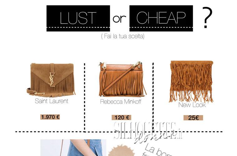 Must di stagione: scegli la borsa con le frange che fa per te