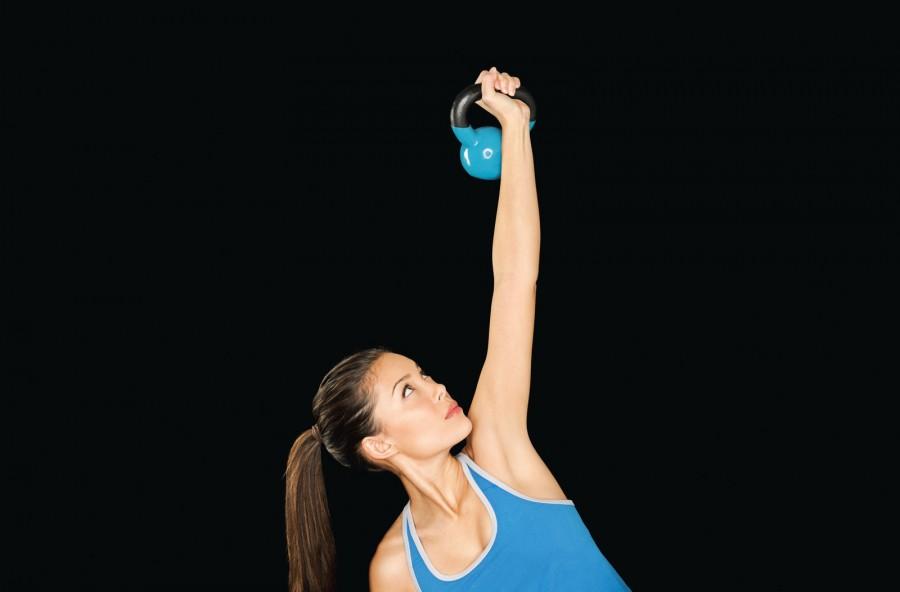 Kettlebell: 4 esercizi per muscoli tonici