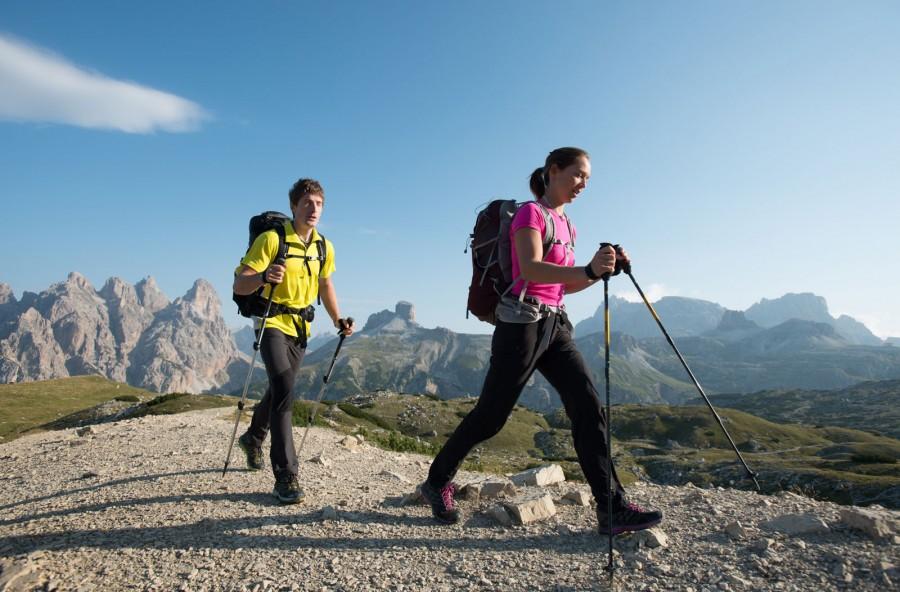 Nordic Walking bruciacalorie