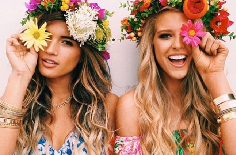 """Abiti lunghi """"flower power"""" per l'estate 2015"""