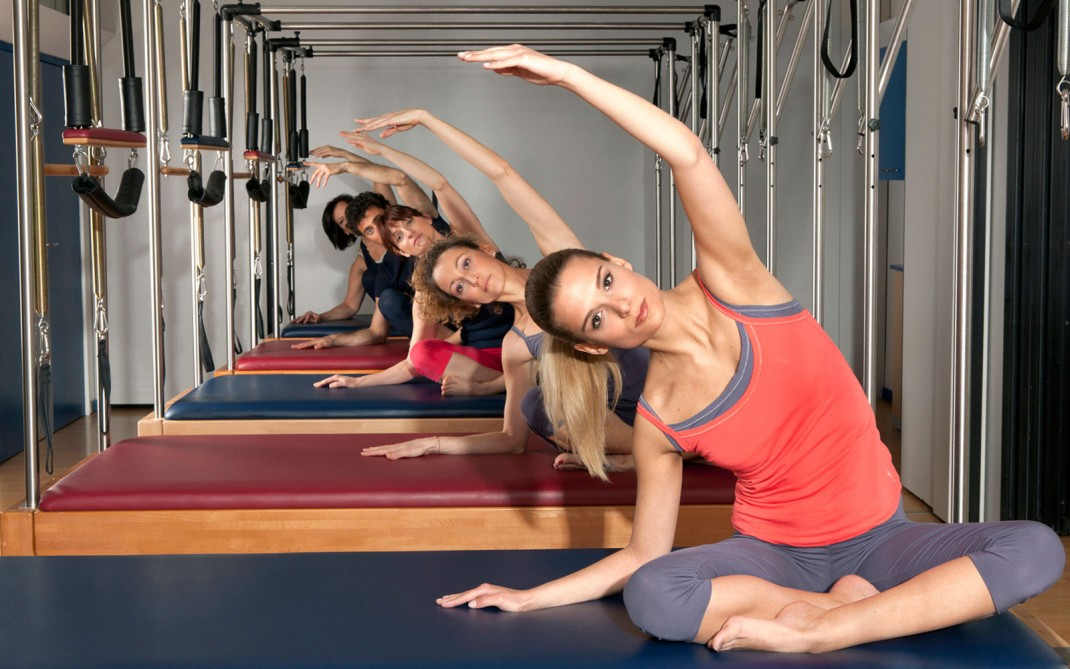 pilates cova tech