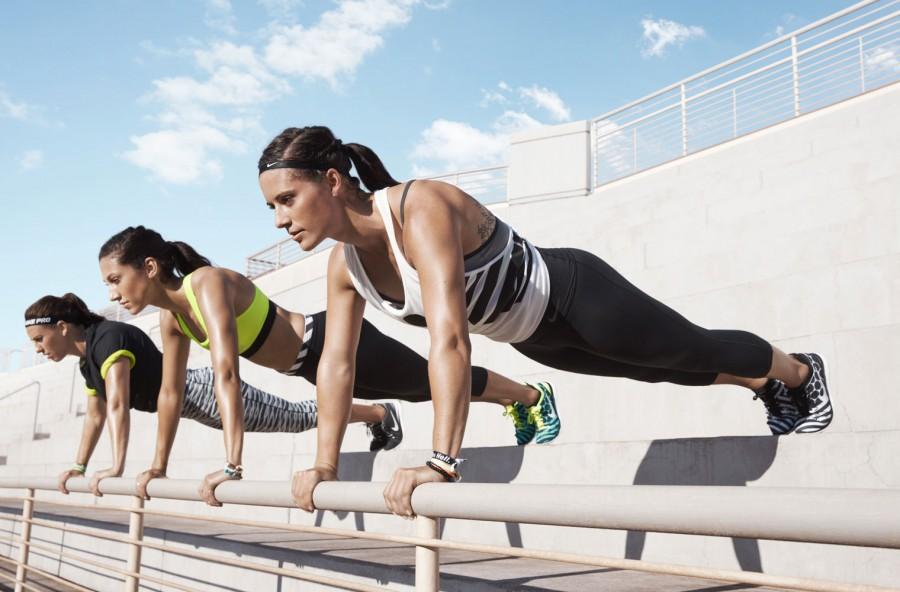Push up: gli esercizi per i pettorali