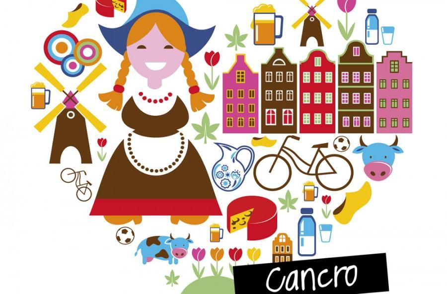Cancro: intima e raccolta come Amsterdam