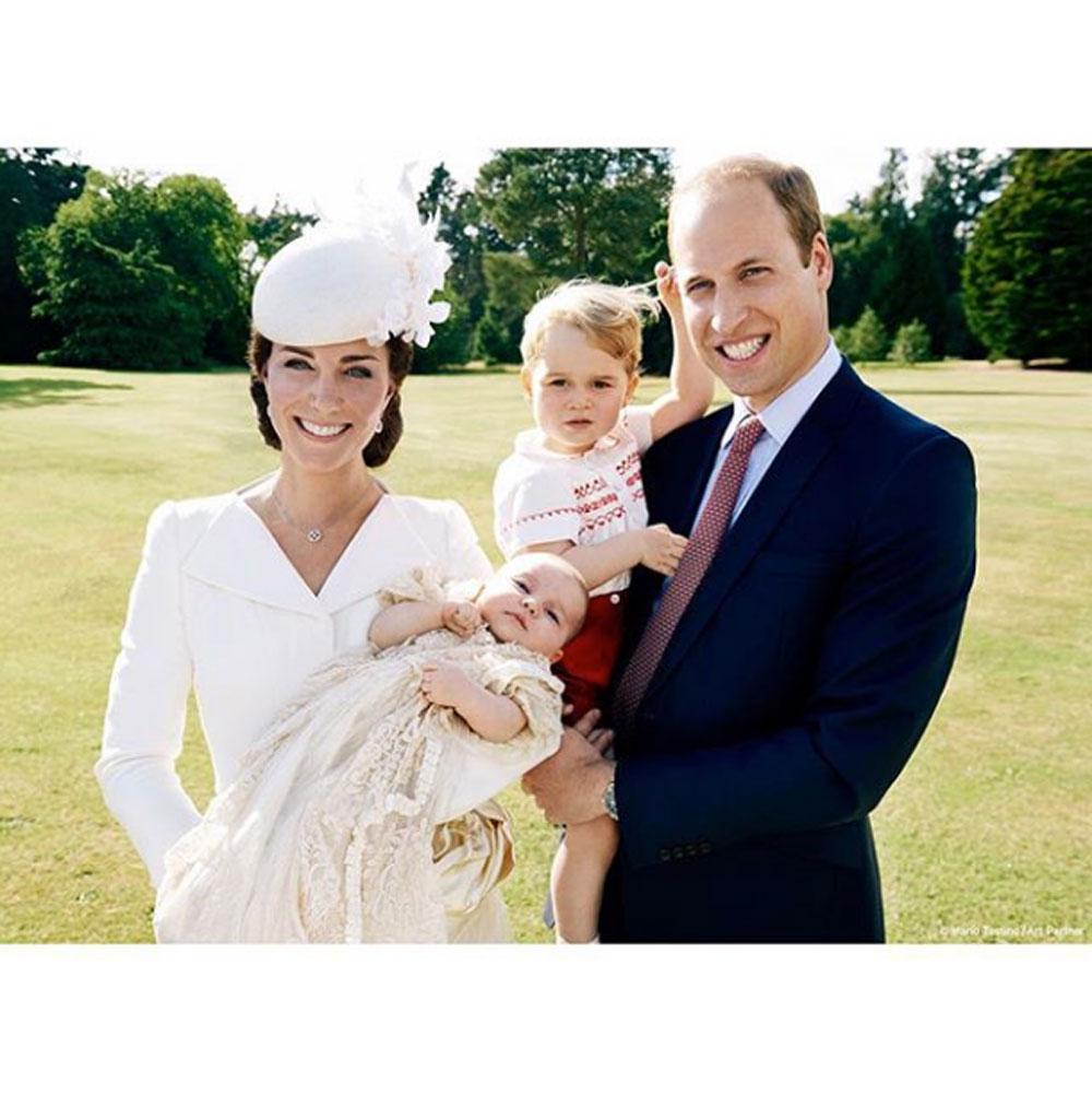 famiglia reale gb