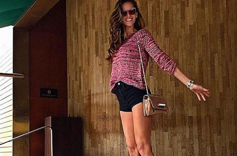 Come si vestono le modelle? Il look di Izabel Goulart