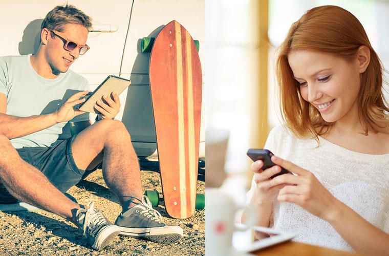 Amori a distanza: 7 app per sentirsi più vicini