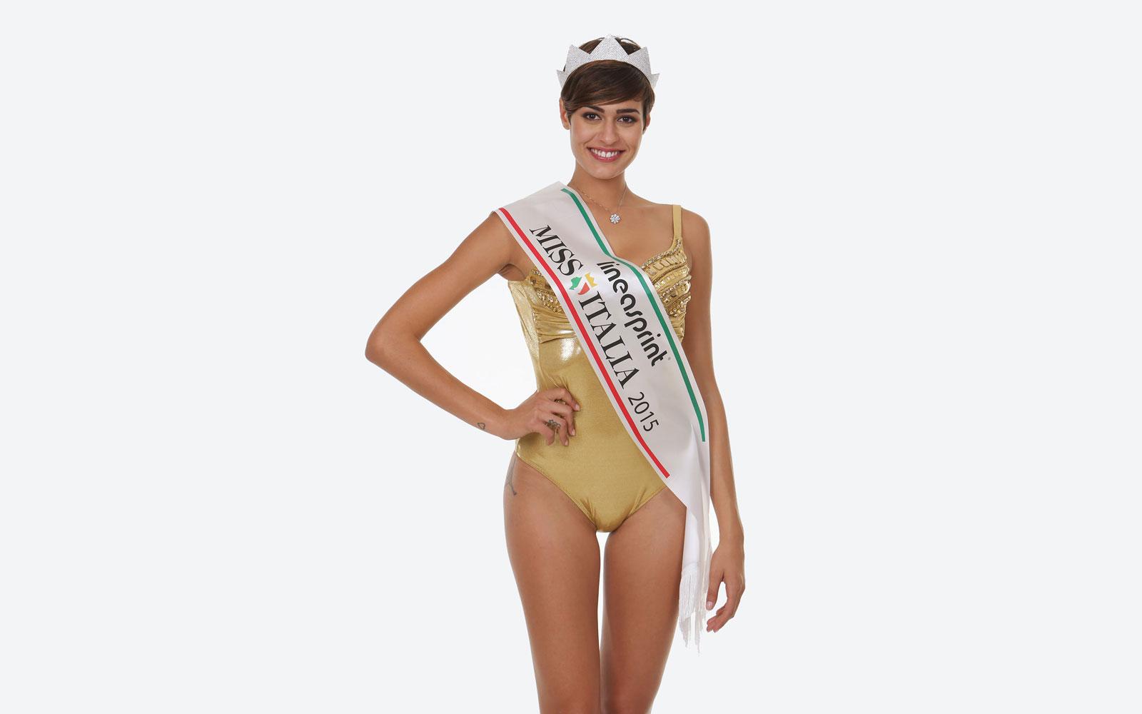 Alice Sabatini: la nuova Miss Italia ha i capelli corti ...