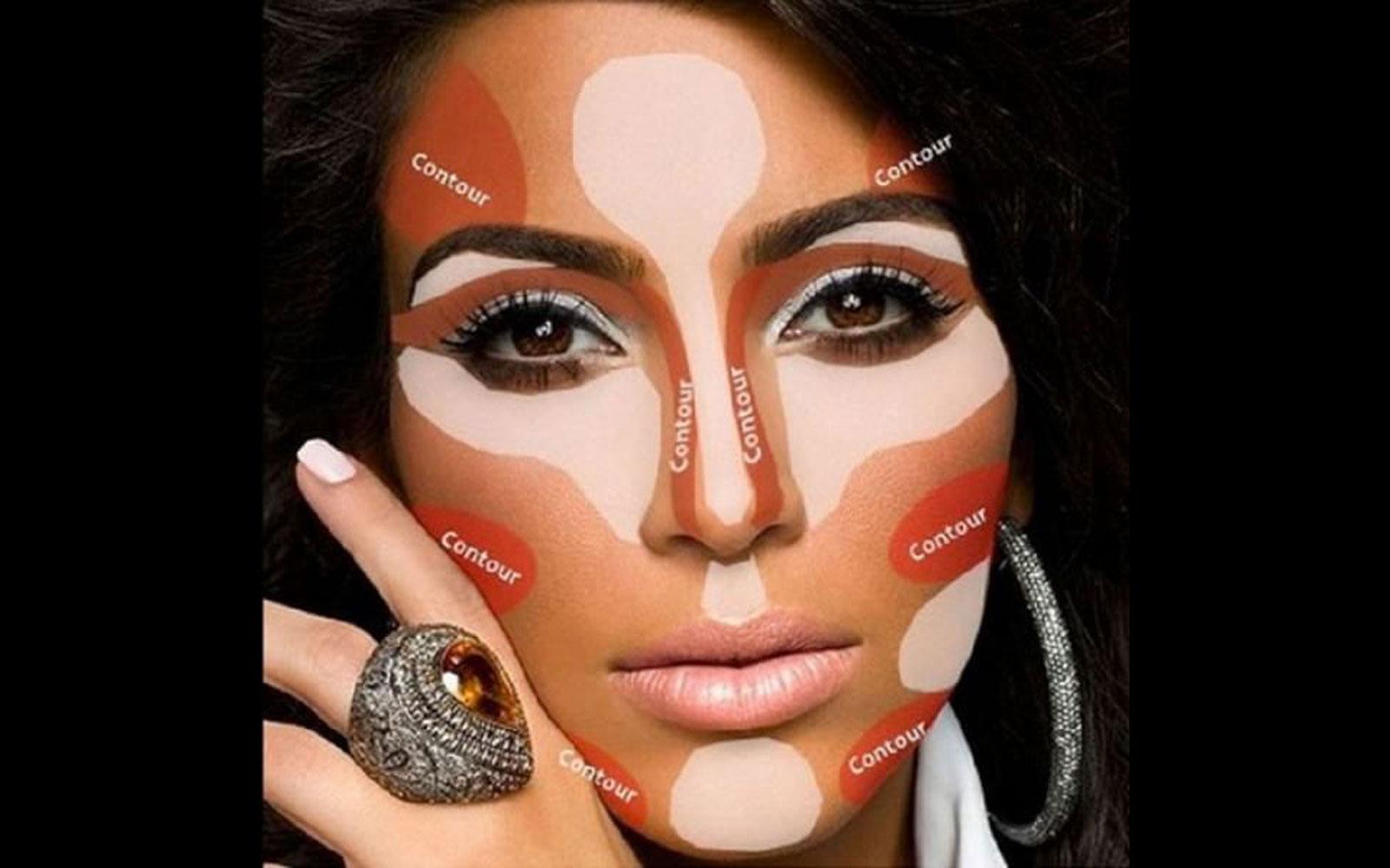 Contouring: come si fa il trucco che valorizza il viso ...