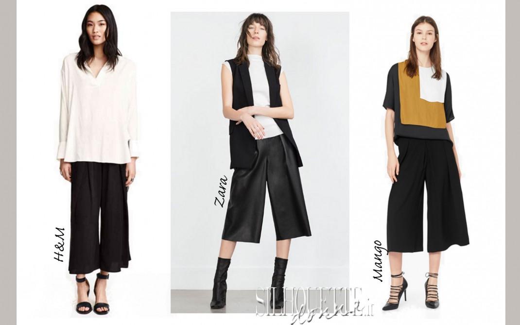 Look Ufficio Autunno 2015 : Pantaloni culotte autunno inverno consigli di stile