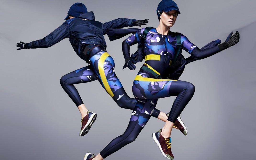 Adidas by Stella McCartney maglia running