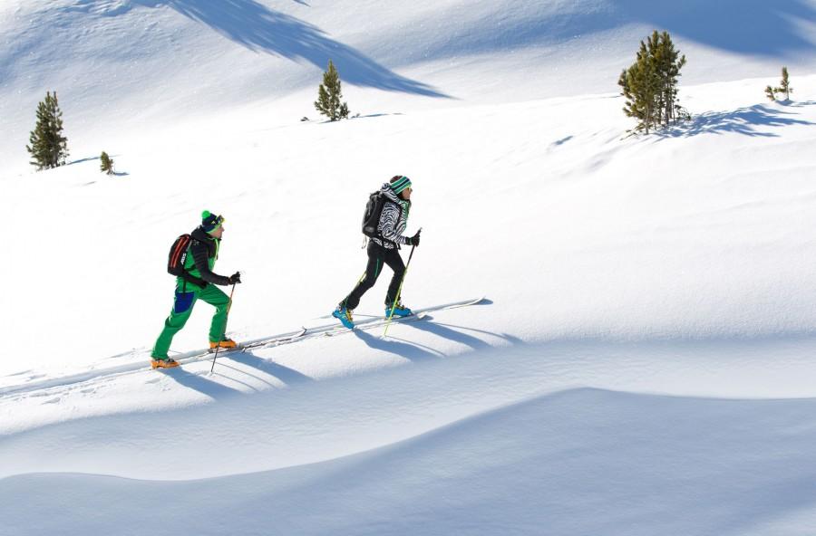 Free touring: il piacere di sciare in libertà