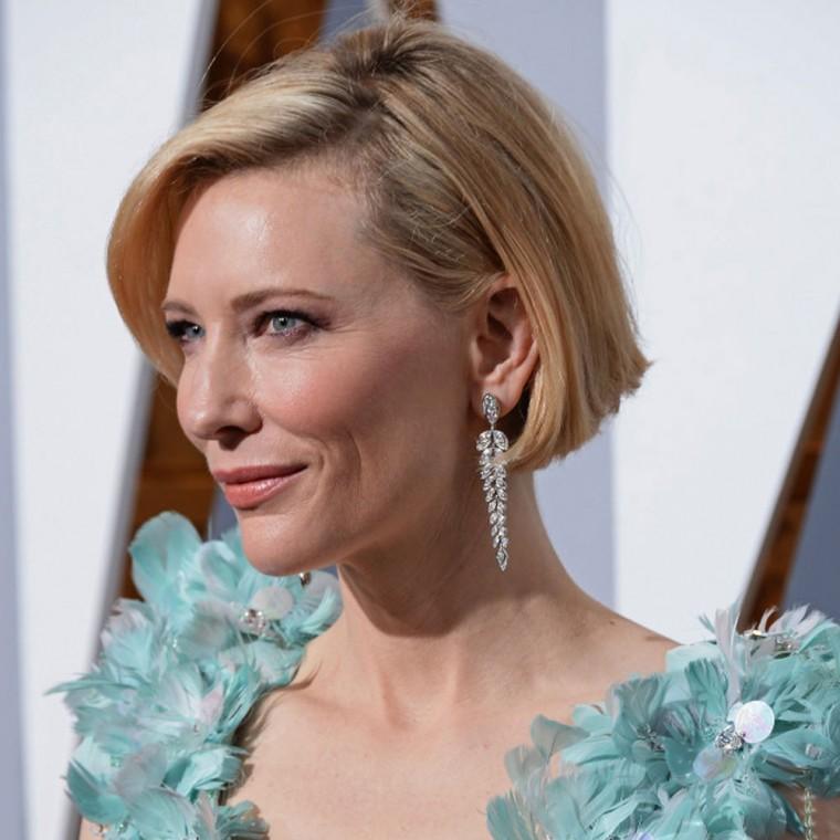 Ritocchi Da Oscar Cate Blanchett