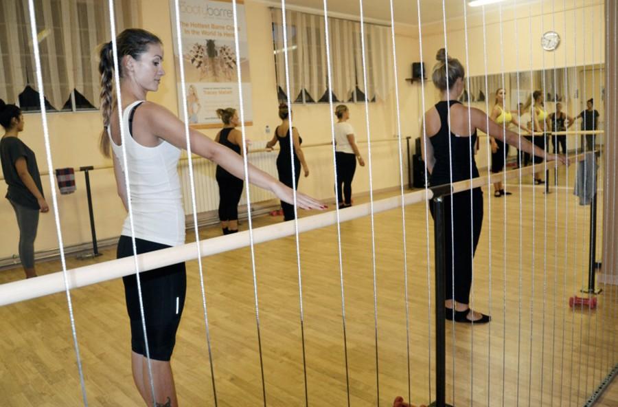 Booty barre: muscoli affusolati e femminili, da ballerina