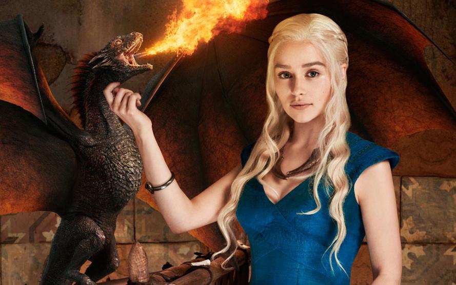Daenerys Trono di Spade