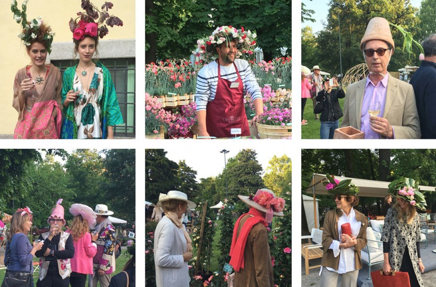 Orticola 2016: caccia al fiore preferito tra gli stand