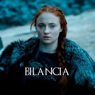 Bilancia: Sansa Stark
