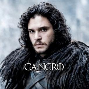 Cancro:  Jon Snow