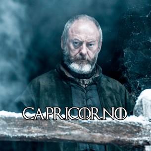 Capricorno: Ser Davos Seaworth