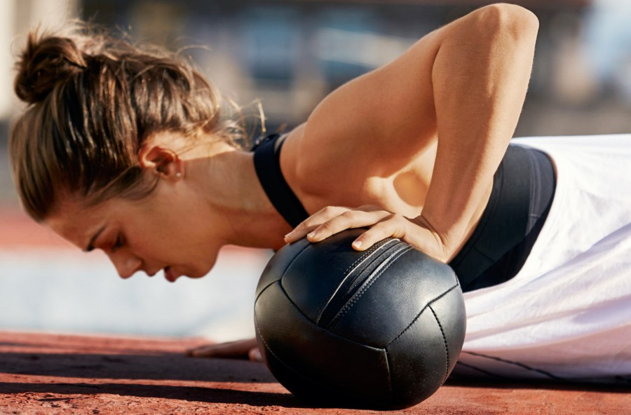 Med-ball, per un total body workout dai risultati rapidi