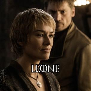 Leone: Cersei e Jaimie Lannister