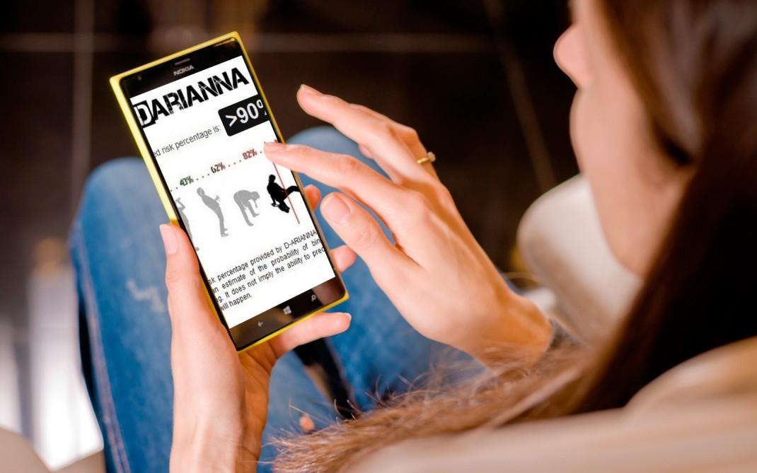 D-Arianna-su-smartphone