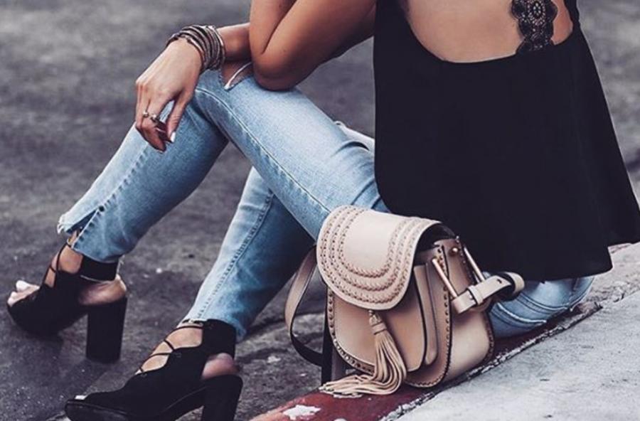 Summer fashion tips: look easy glam da sera