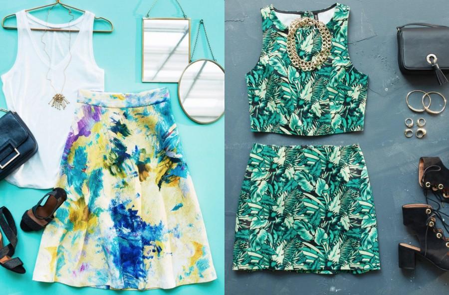 Look anticaldo: 2 (fresche) soluzioni fashion