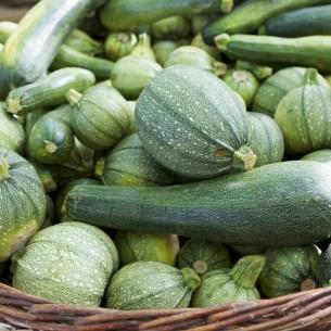Zucchine diuretiche e detox