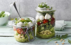 Lunch Jar: il pranzo nel barattolo