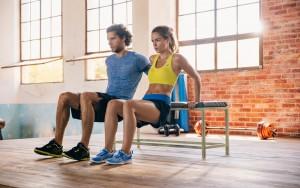 Sport di coppia, allenarsi in due è più divertente