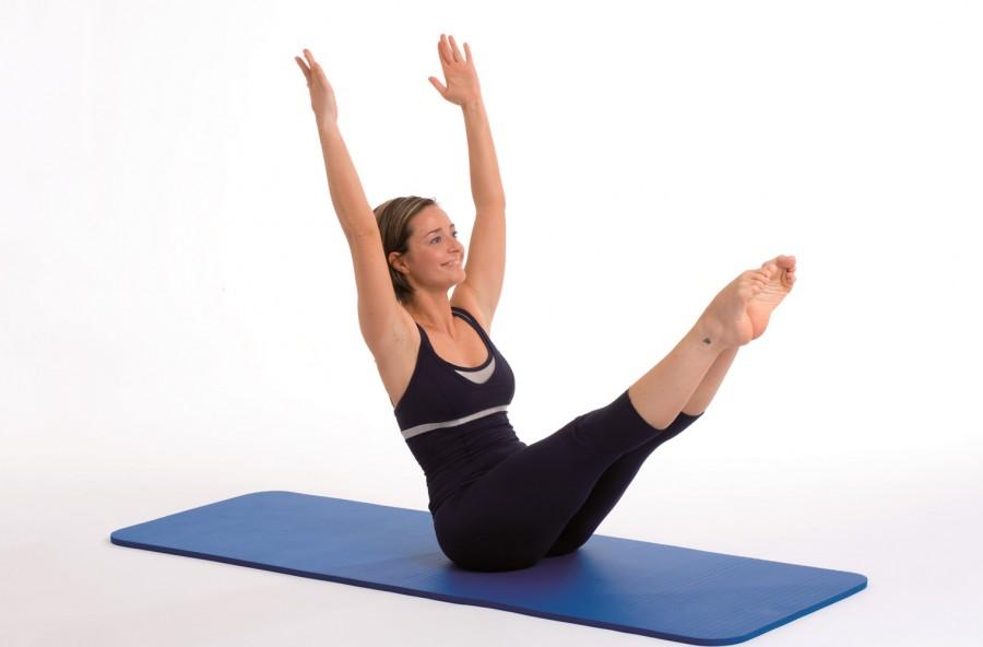 Pilates: teaser 3, per un corpo supertonico