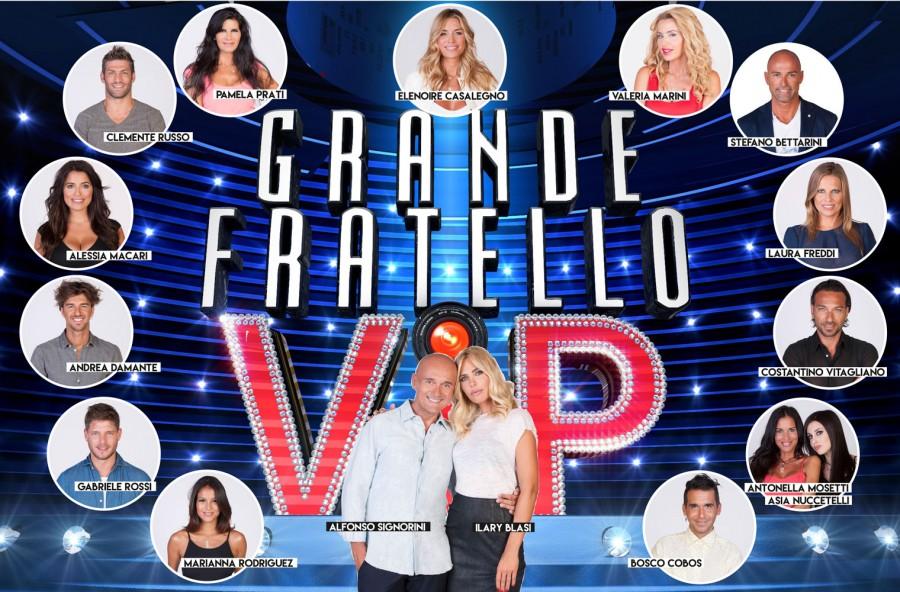 "Grande Fratello Vip: Pamela e Valeria ""reginette""  dello show"