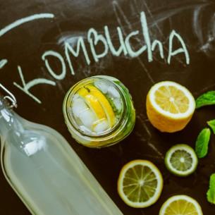 Kombucha: è davvero l'elisir di lunga vita?