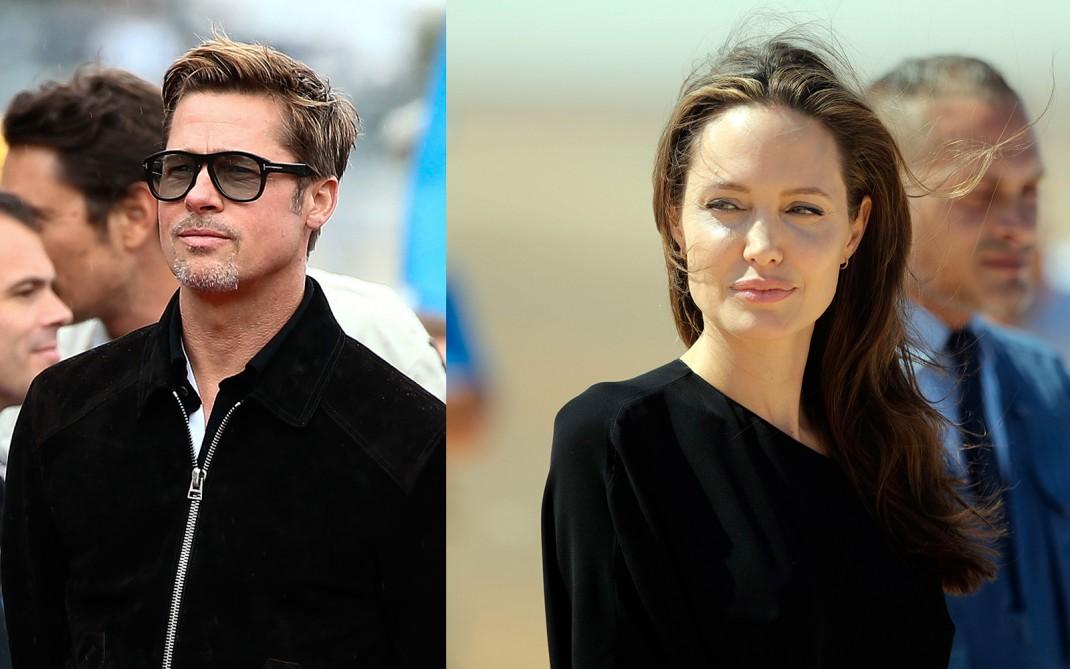 Brad Pitt confessa: