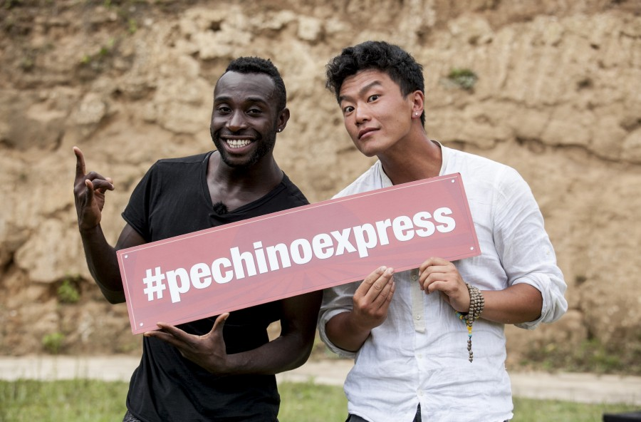 Pechino Express 2016: via gli Emiliani. E Valerio Scanu decide per gli Estranei