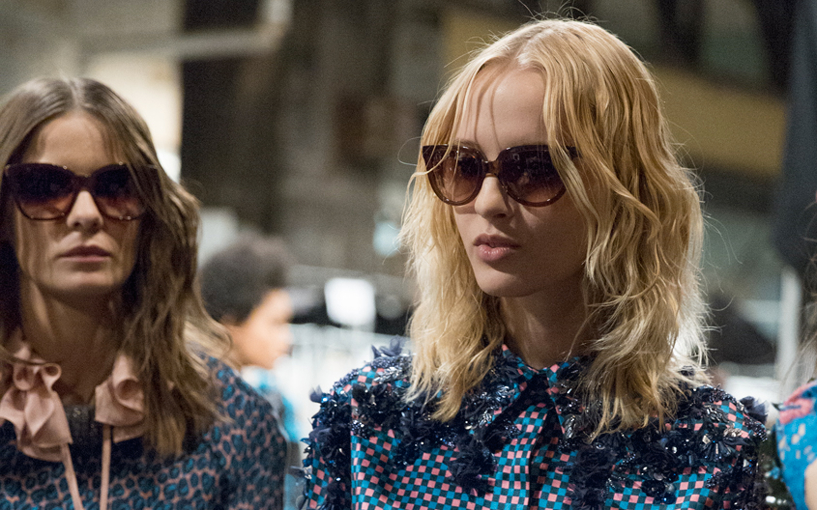 Trend capelli: onde morbide anni '70 | Silhouette Donna