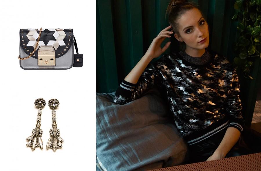 Trend moda: glitter e paillettes per look preziosi