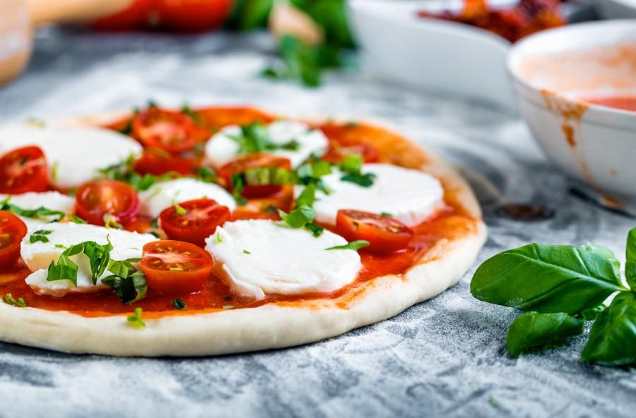 Pizza sì, ma light