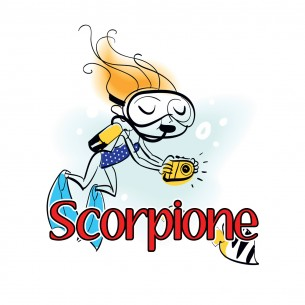 Scorpione: nuoto, diving o… un corso di tarocchi