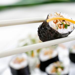 Mal di sushi: cosa si rischia?