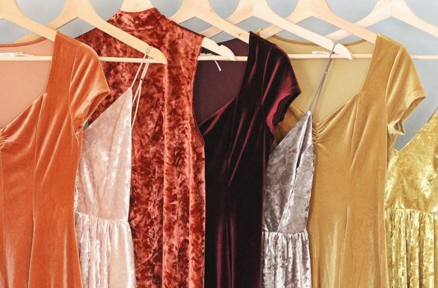 Velvet style: scopri come abbinare gli abiti in velluto
