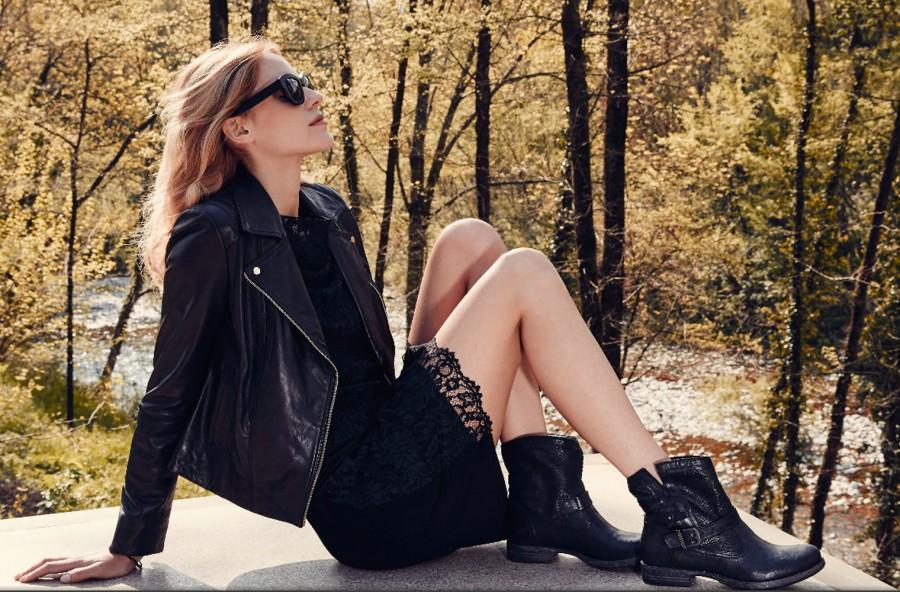 Moda: scegli un look antifreddo, ma femminile e glam