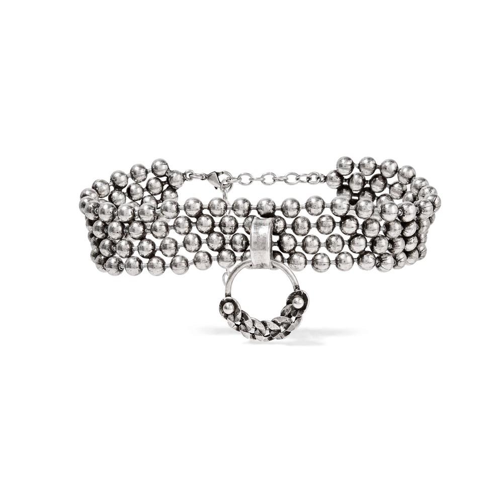 Dannijo – collarino in argento (euro 485)