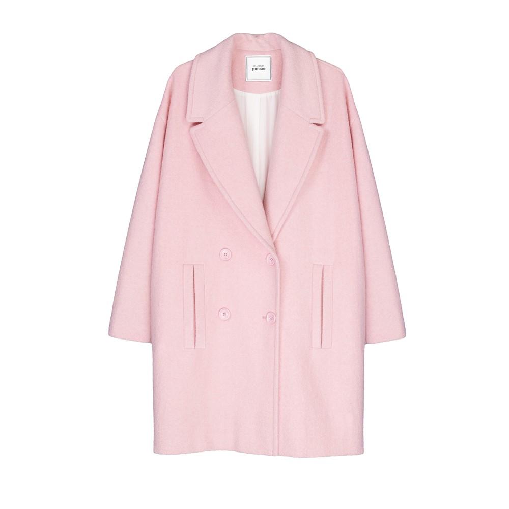 Pimkie – cappotto rosa tenue (euro 59,99)