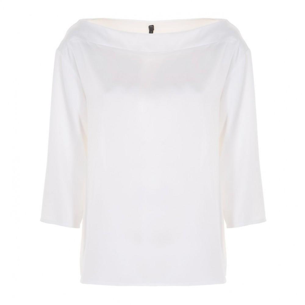 Imperial – Blusa fluida bianca (euro 39)
