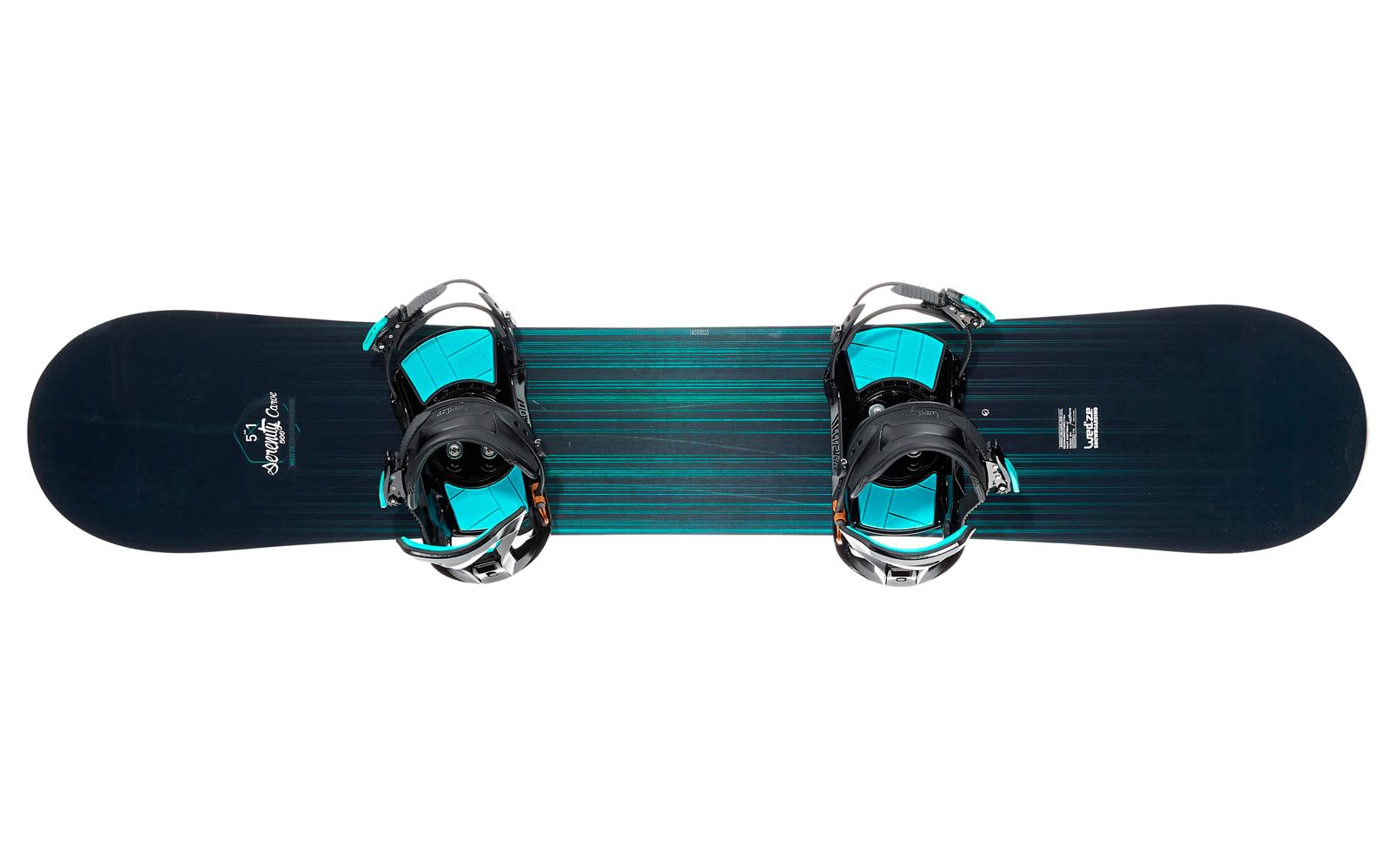 Tavole da snowboard scegli modelli lady silhouette donna - Costruire tavola da snowboard ...